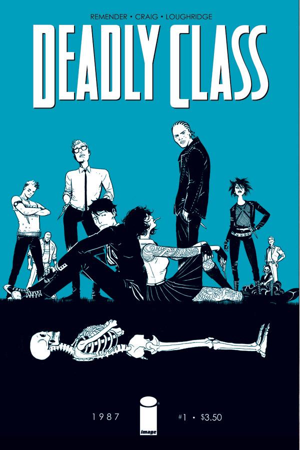 Deadly Class Vol 1 1