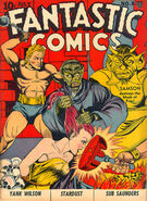 Fantastic Comics Vol 1 8