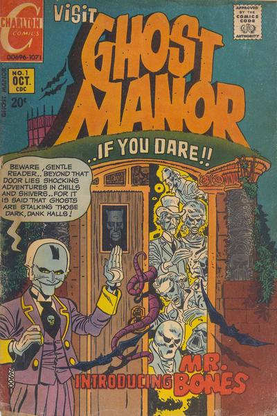 Ghost Manor Vol 2