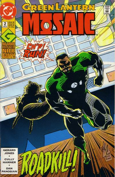 Green Lantern: Mosaic Vol 1 2