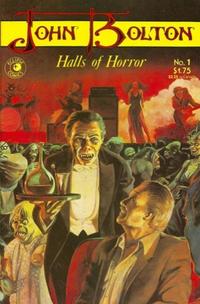 Halls of Horror Vol 1 1