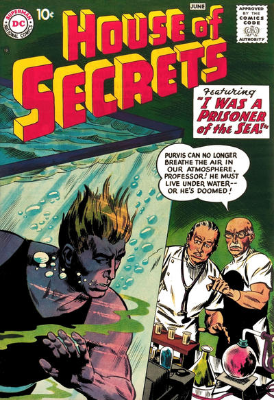 House of Secrets Vol 1 10