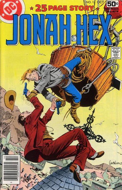 Jonah Hex Vol 1 17