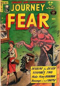 Journey Into Fear Vol 1 17