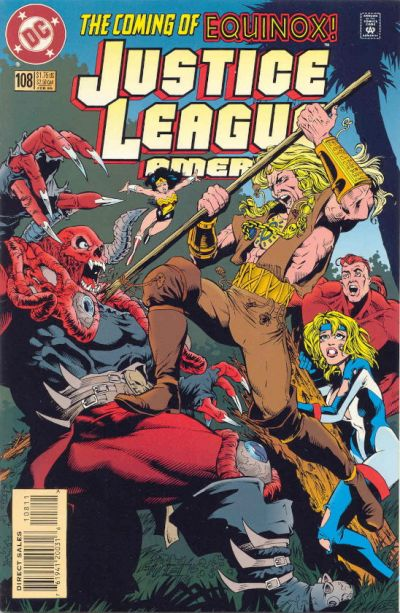 Justice League America Vol 1 108