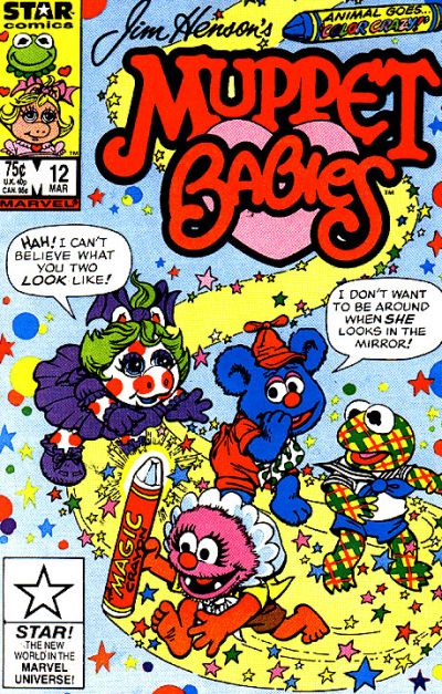 Muppet Babies Vol 1 12
