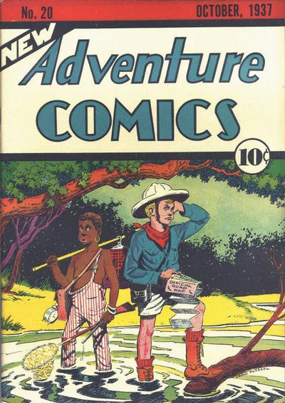 New Adventure Comics Vol 1 20