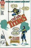 New Titans Vol 1 89