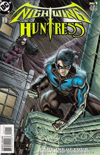 Nightwing/Huntress Vol 1 1