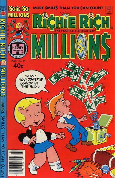 Richie Rich Millions Vol 1 99