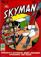 Skyman Vol 1 2