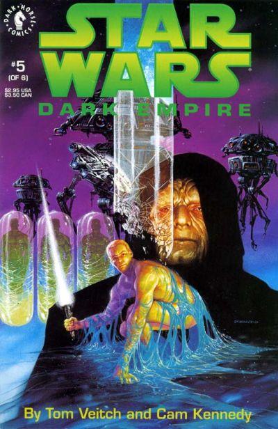 Star Wars: Dark Empire Vol 1 5