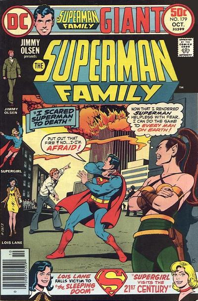 Superman Family Vol 1 179