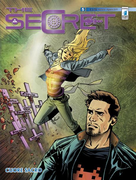 The Secret Vol 1 5