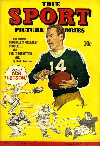 True Sport Picture Stories Vol 2 5