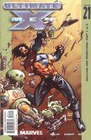 Ultimate X-Men Vol 1 21