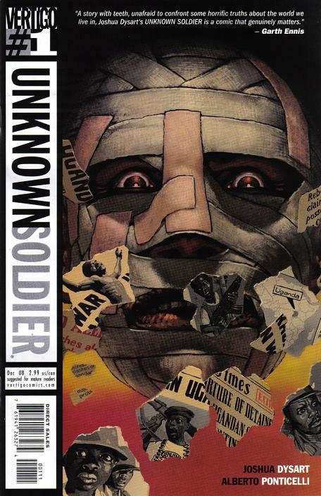 Unknown Soldier Vol 4 1