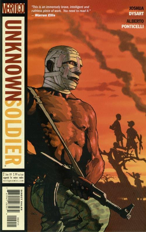 Unknown Soldier Vol 4 2