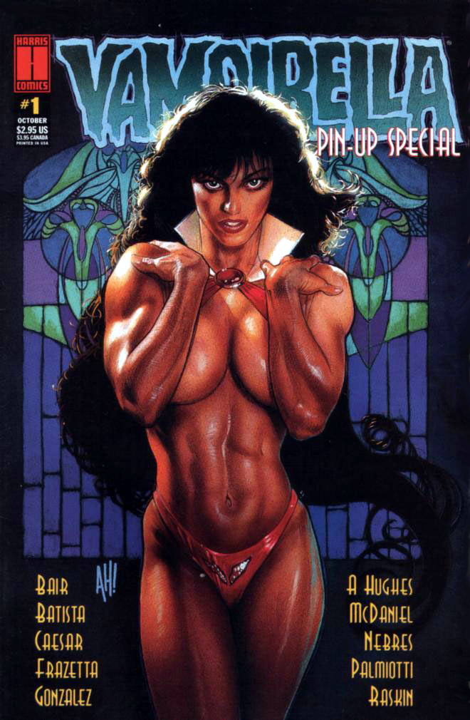 Vampirella Pin-Up Special Vol 1 1