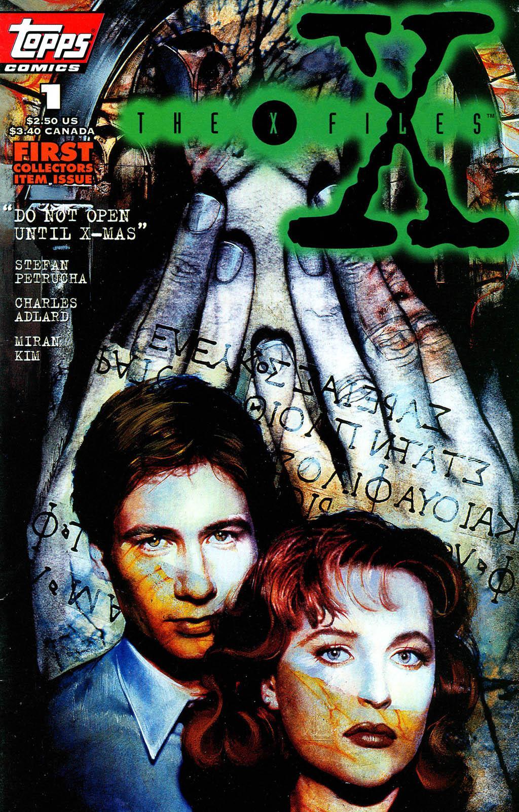 X-Files Vol 2 1