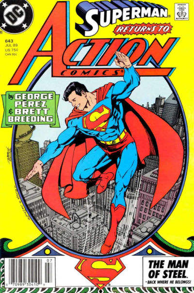 Action Comics Vol 1 643