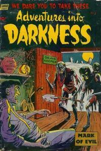 Adventures into Darkness Vol 1 8