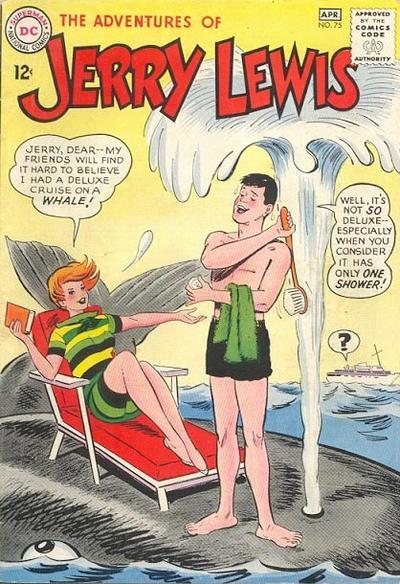 Adventures of Jerry Lewis Vol 1 75