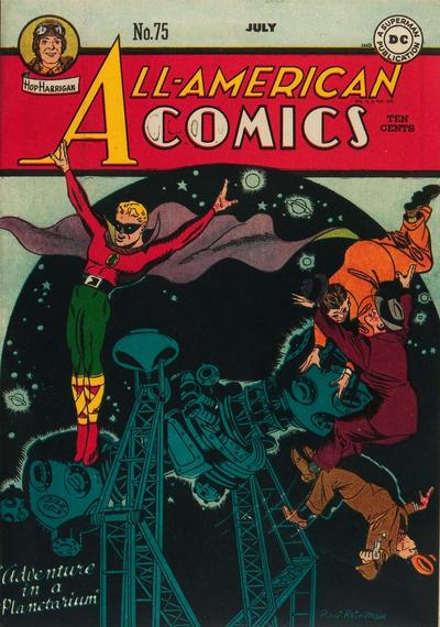 All-American Comics Vol 1 75