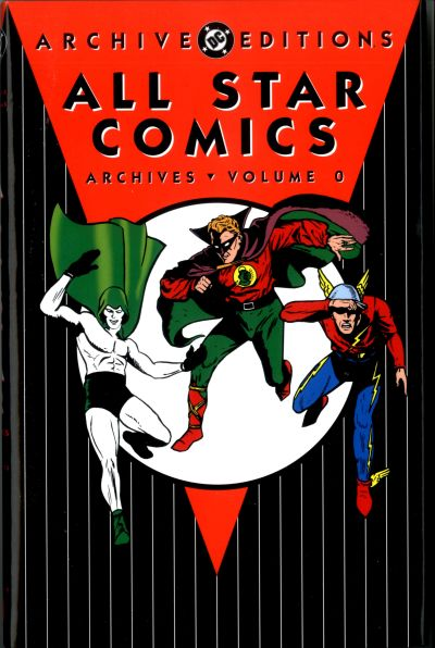 All-Star Comics Archives Vol 1 0