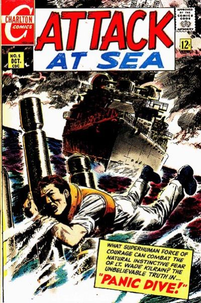 "Attack ""at Sea"" Vol 1 5"