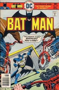Batman Vol 1 275
