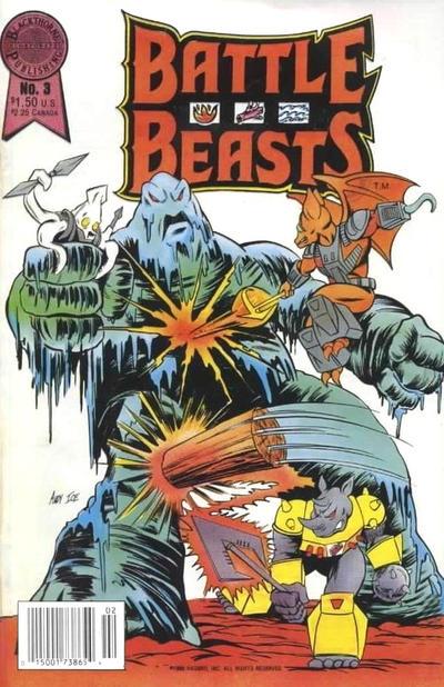 Battle Beasts Vol 1 3