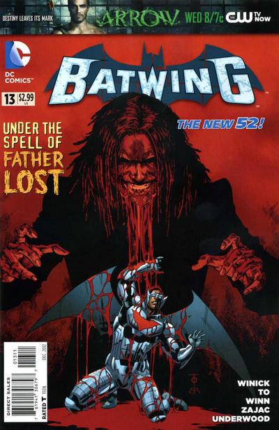 Batwing Vol 1 13