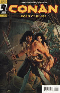 Conan: Road of Kings Vol 1 1