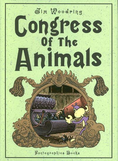 Congress of the Animals Vol 1 1