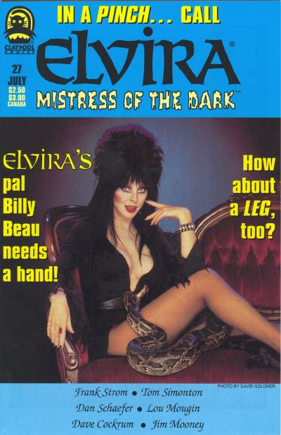 Elvira, Mistress of the Dark Vol 1 27