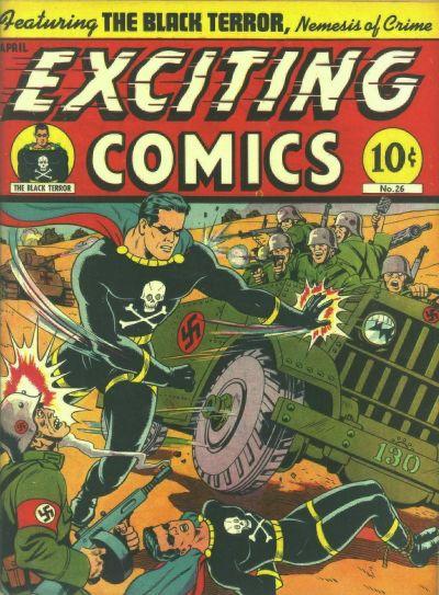 Exciting Comics Vol 1 26