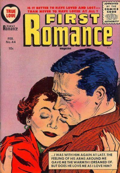 First Romance Magazine Vol 1 44