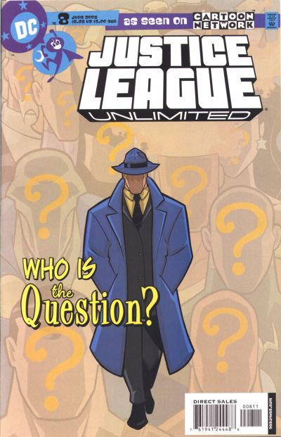 Justice League Unlimited Vol 1 8