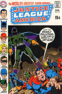 Justice League of America Vol 1 79