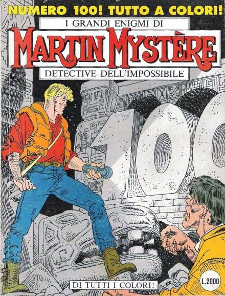 Martin Mystère Vol 1 100