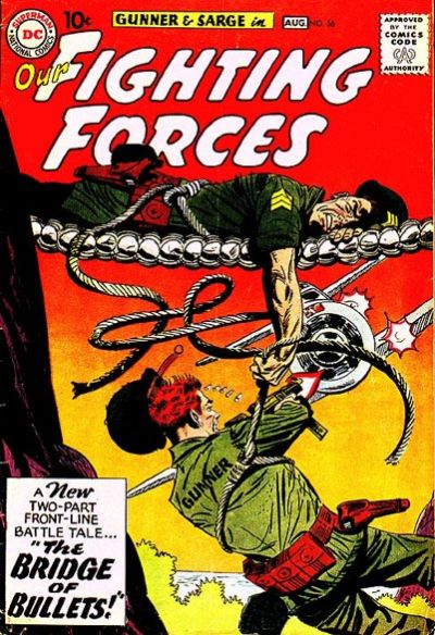 Our Fighting Forces Vol 1 56
