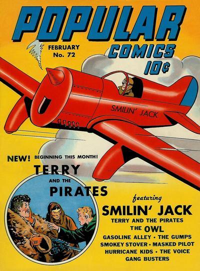 Popular Comics Vol 1 72