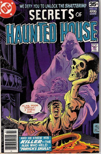 Secrets of Haunted House Vol 1 12