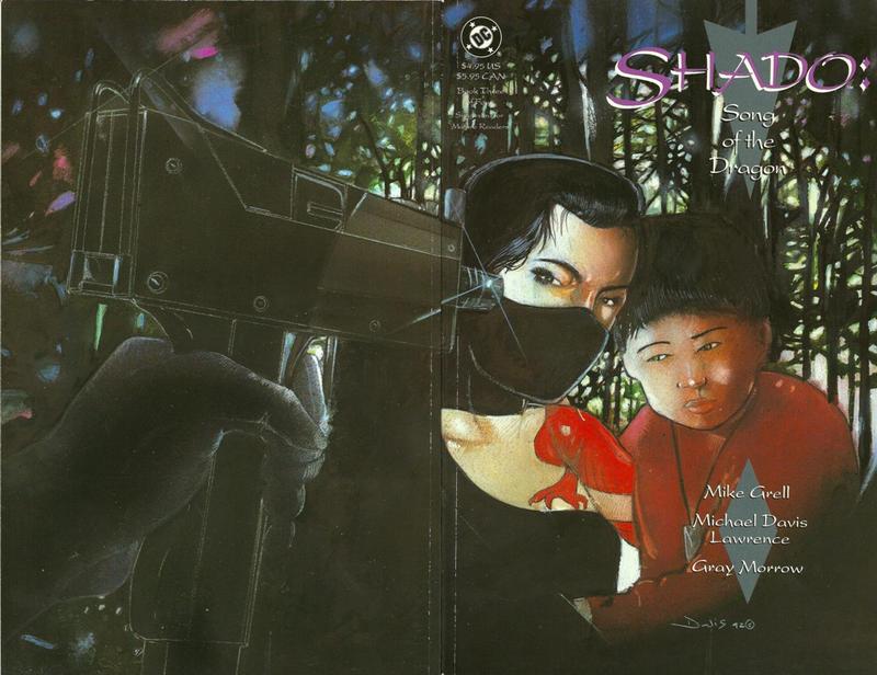 Shado: Song of the Dragon Vol 1 3