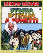 Storia d'Italia a fumetti Vol 1 14