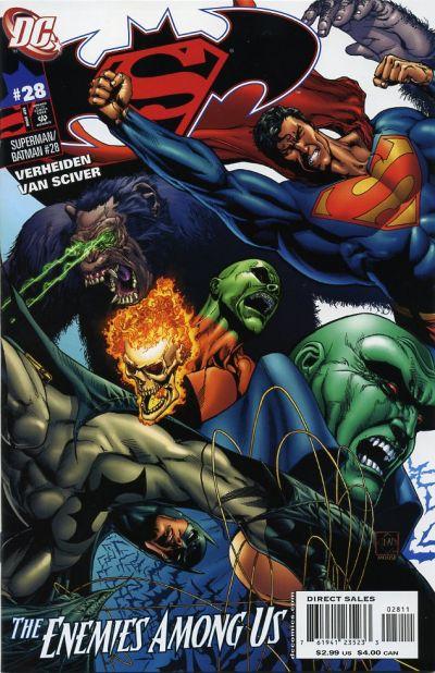 Superman/Batman Vol 1 28