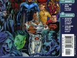 Teen Titans/Outsiders Secret Files and Origins Vol 1 2003