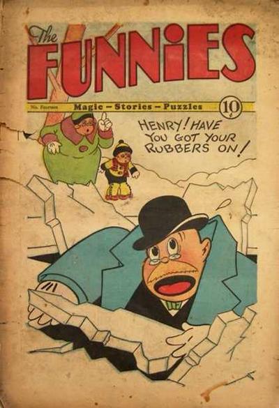 The Funnies Vol 1 14
