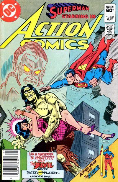 Action Comics Vol 1 531
